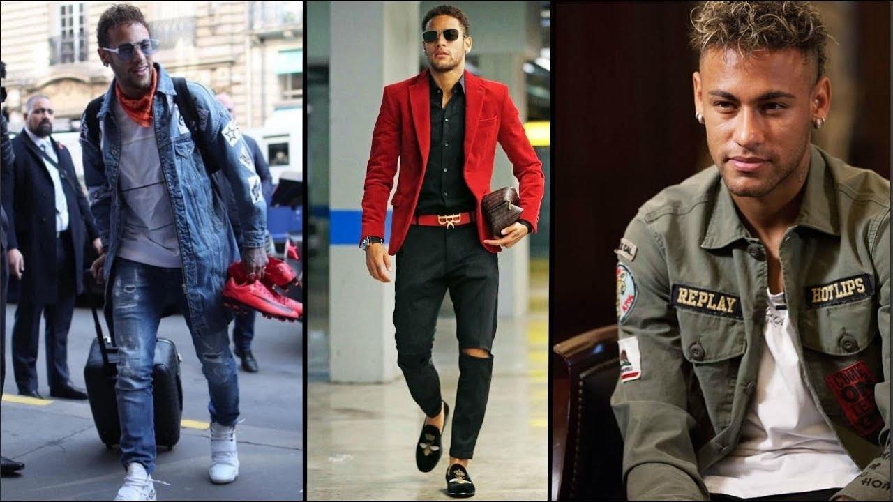Photo of Gaya Fashion Bintang Sepakbola Neymar Jr Yang Fashionable