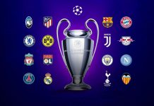 Liga Champions eropa diundur karena wabah virus corona