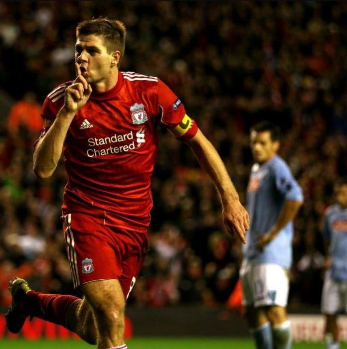 Steven Gerrard tak pernah juara liga Inggris