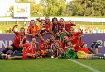 Liga Bola Wanita Terhenti virus Corona