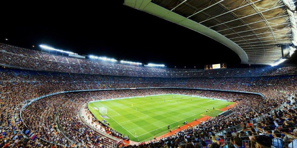 Bantu Perangi Corona, Barcelona Siap Jual Hak Penamaan Camp Nou