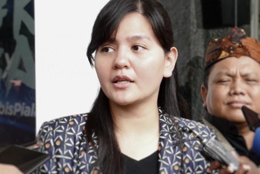 Ratu Tisha Resmi Mundur Dari PSSI Tanggal 13/4/2020 1