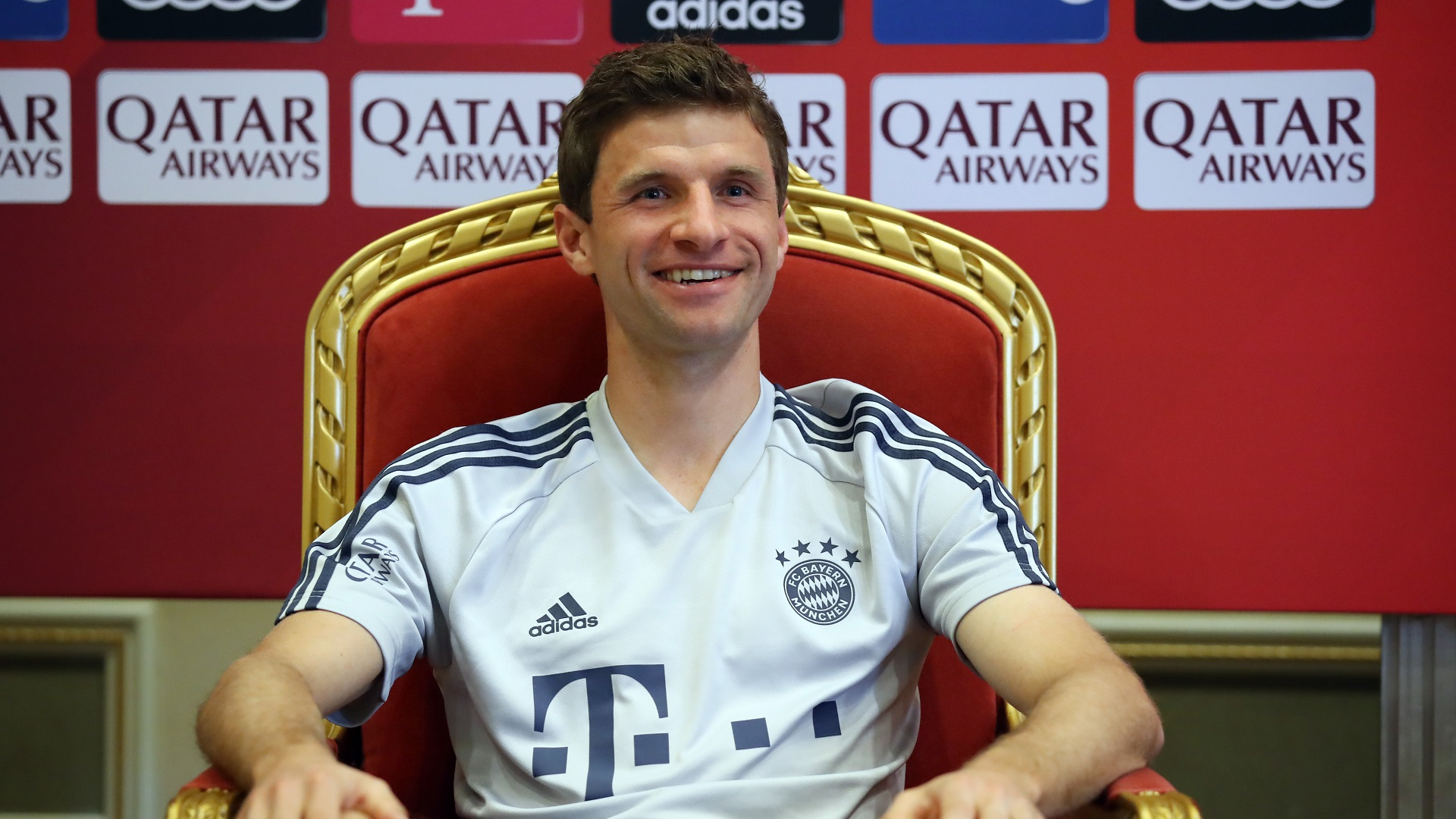 FC Bayern Resmi Perpanjang Penyerang Timnas Jerman