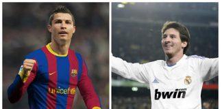 5 Hal Jika Kondisinya Dibalik Ronaldo di Barcelona, Messi di Madrid