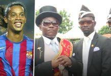 Penari Jenazah Ronaldinho