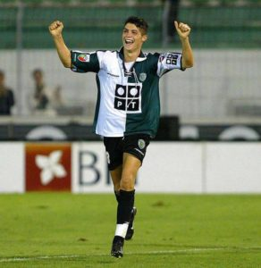 Susunan Pencetak Gol Terbanyak dari Kiper - Striker, Ada Cristiano Ronaldo 1