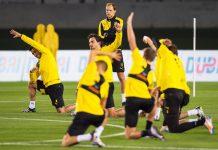 Dortmund Mulai Jalani Latihan