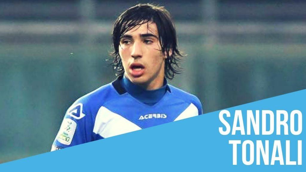 Dukungan Totti Untuk Tonali Jadi Gelandang Terbaik Dunia 1