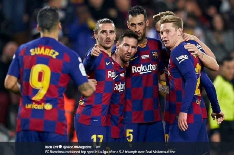 Trio MSG Barcelona Belum Memuaskan