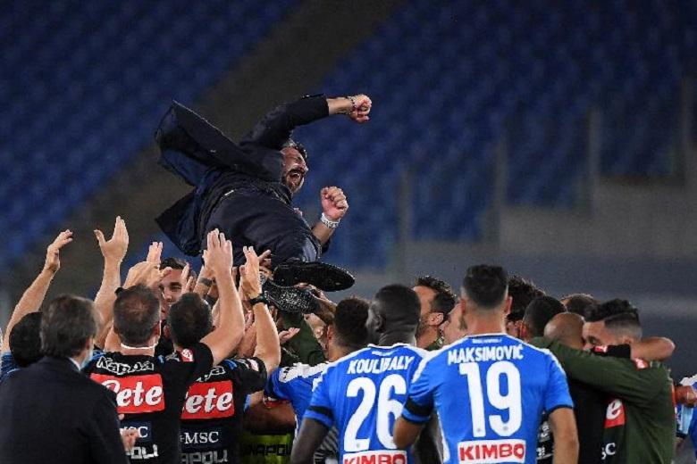 menjuarai Coppa Italia 2019-2020