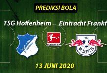 Prediksi Pertandingan Hoffenheim vs Leipzig 13 Juni 2020