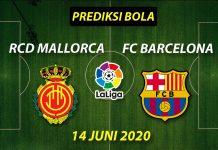 Prediksi Bola Mallorca vs Barcelona 14 Juni 2020 La Liga