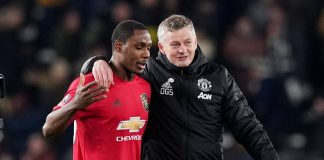 Peminjaman Odion Ighalo Oleh Manchester United Resmi Diperpanjang
