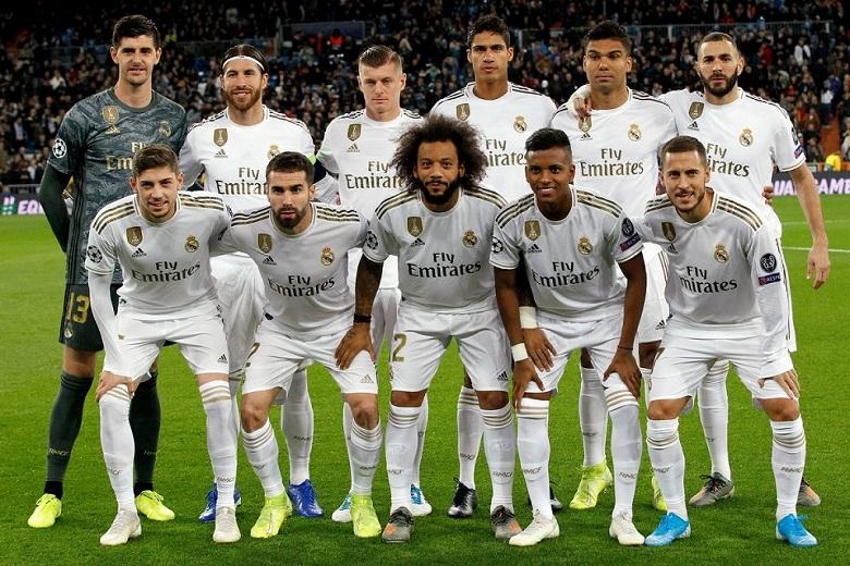 Skuad Real Madrid 2020