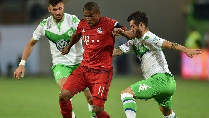 Wolfsburg vs Bayern tadi malam