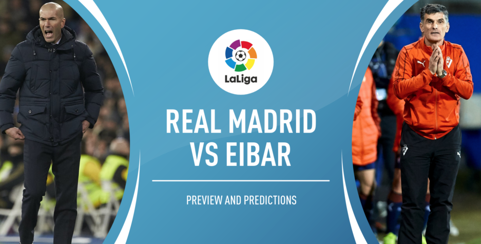 Real madrid return to action