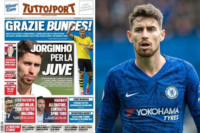 Andai Chelsea Bersedia Lepas Jorginho