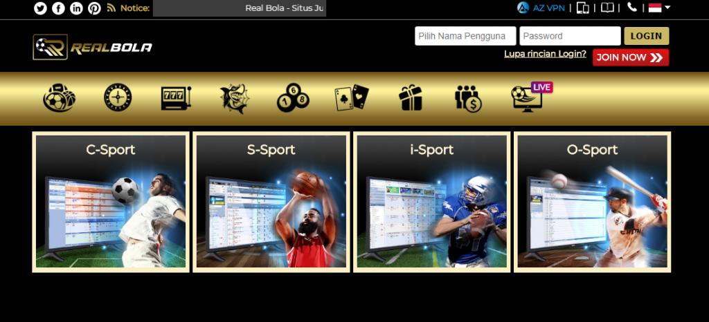 Situs Sportbooks Terbaik Reabola 2020