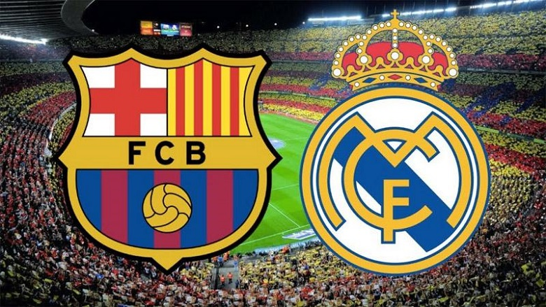 Barcelona dan Real Madrid