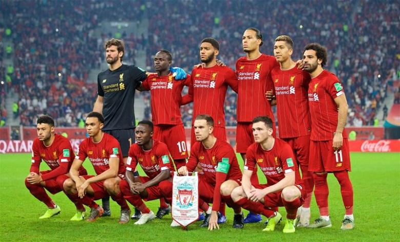Skuad Liverpool 2020