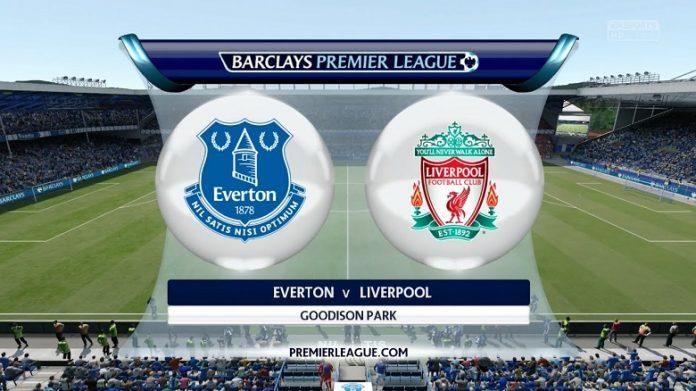 Pertandingan Everton vs Liverpool
