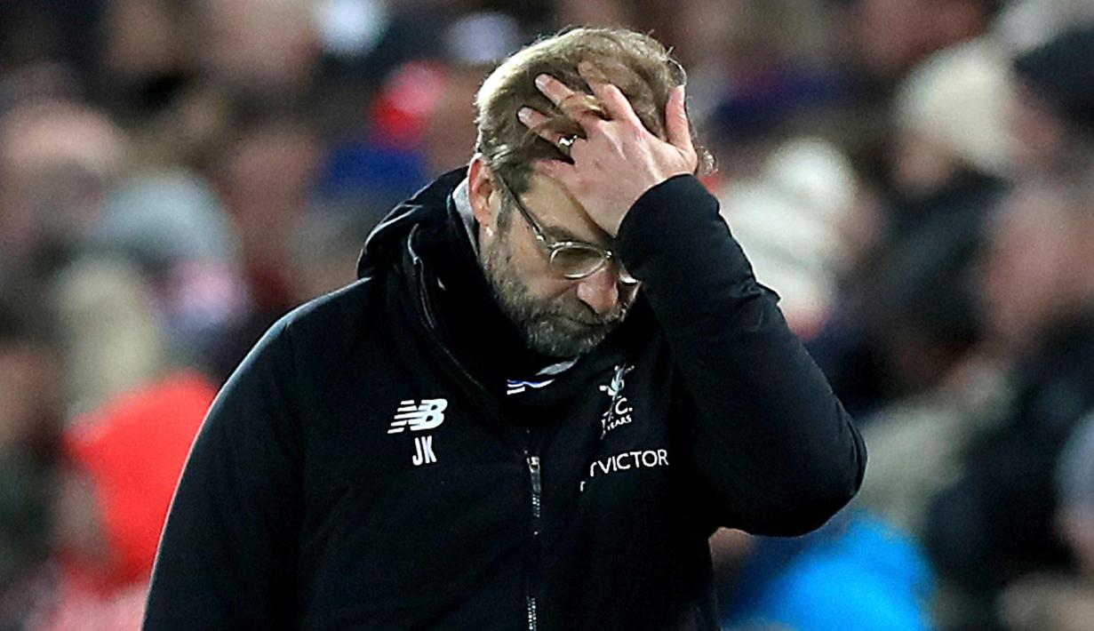 Jurgen Klopp angkat bicara atas dua pertandingan terakhir Liverpool