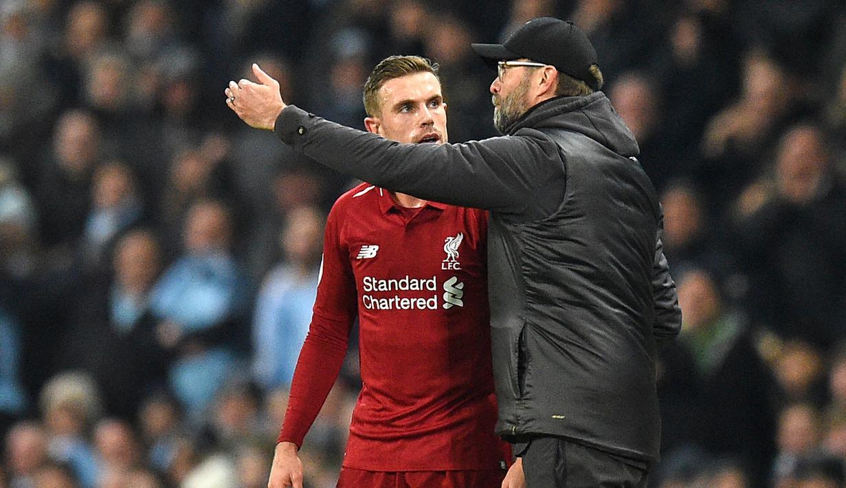 Alasan Jurgen Klopp tentang performa Liverpool