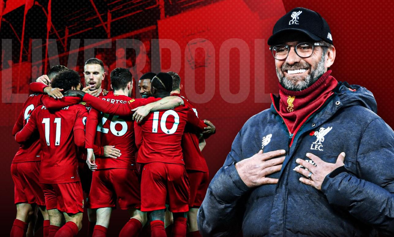 "Jurgen Klopp ""Catatan Buruk Liverpool"" 1"