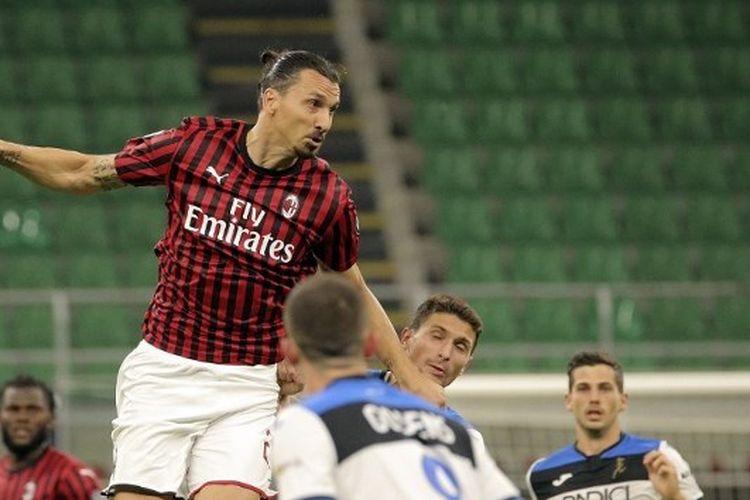Duel Milan vs Atalanta