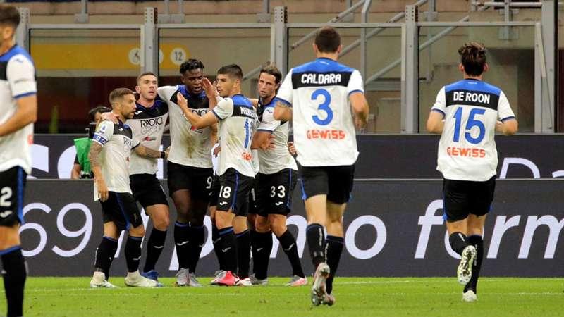 Milan vs Atalanta, Tuan Rumah Unggul Lebih Dulu
