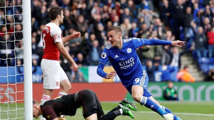 Pertandingan Panas antara Arsenal vs Leicester City
