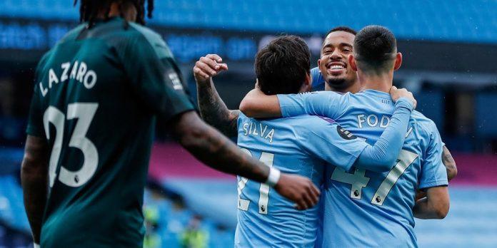 Man City vs Newcastle