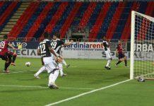 Cagliari vs Juventus, Sang Juara Sampai Kalah!