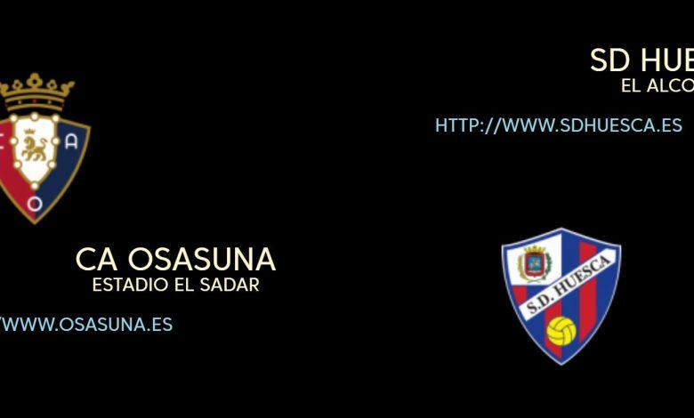 Prediksi Bola Osasuna vs Huesca 21 November 2020 1
