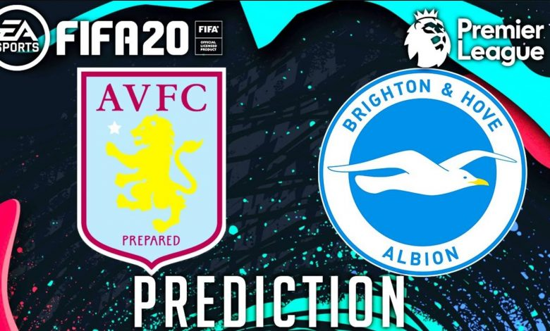 Prediksi Bola Aston Villa vs Brighton 21 November 2020 1