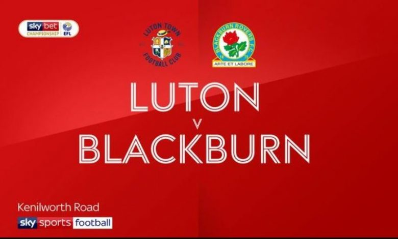 Prediksi Sepak BolaBolanet Luton Town vs Blackburn Rovers 21 November 2020 1