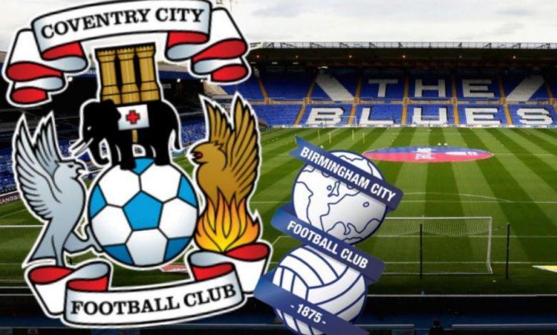 Prediksi Bola 88 Coventry City vs Birmingham City 21 November 2020 100% JP Paus 1