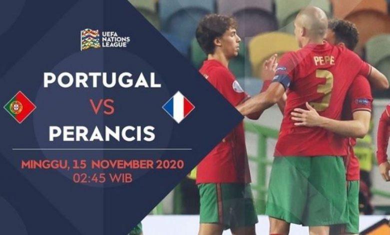 Prediksi Jitu Hari Ini Portugal vs Prancis 15 November 2020 100% Jackpot 1