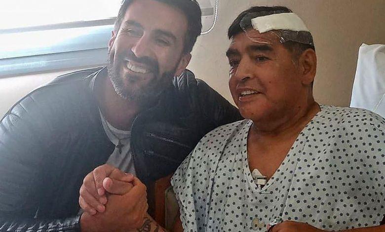 Legenda sepak bola Diego Maradona meninggal karena serangan jantung terhadap umur 60 tahun 1