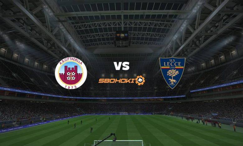 Live Streaming  Cittadella vs Lecce 30 Desember 2020 1