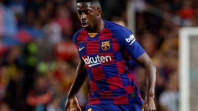 Photo of Ousmane Dembele Sudah Mulai Latihan Bareng Barcelona Lagi