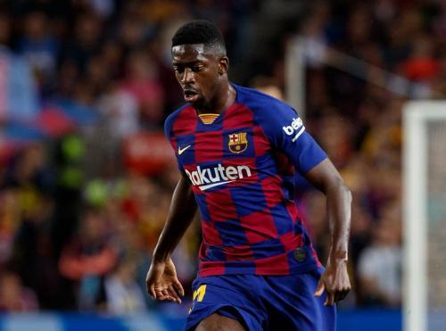 Ousmane Dembele Sudah Mulai Latihan Bareng Barcelona Lagi 1