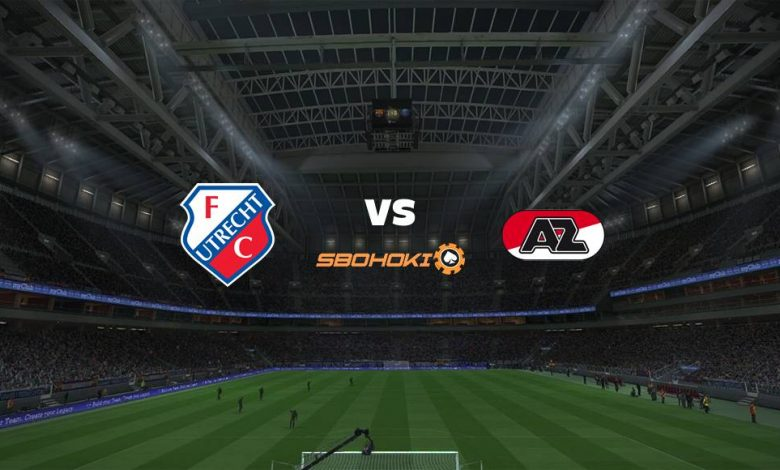 Live Streaming  FC Utrecht vs AZ Alkmaar 27 Desember 2020 1