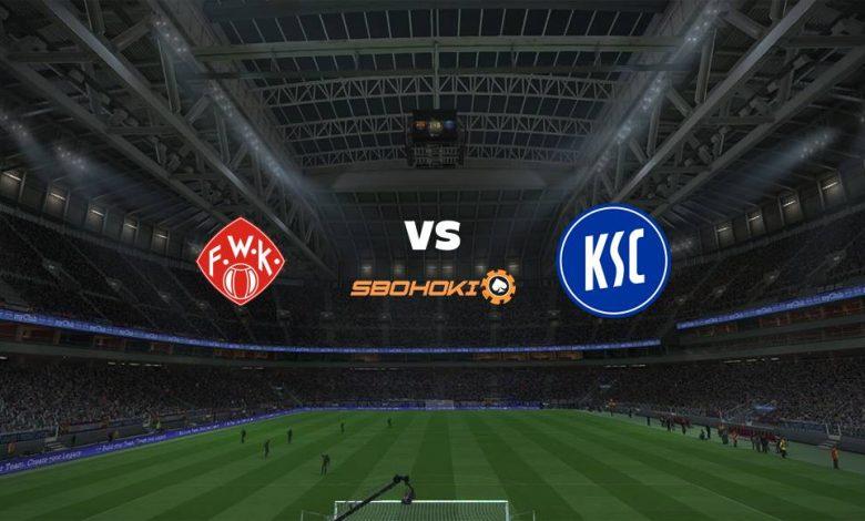 Live Streaming  Würzburger Kickers vs Karlsruher SC 2 Januari 2021 1