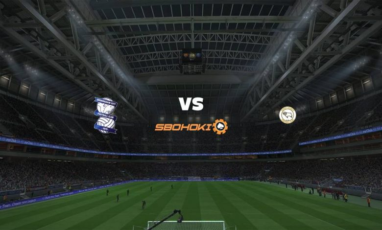 Live Streaming  Birmingham City vs Derby County 29 Desember 2020 1