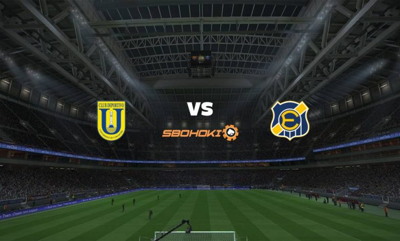 Live Streaming  Universidad de Concepción vs Everton CD 28 Desember 2020 1