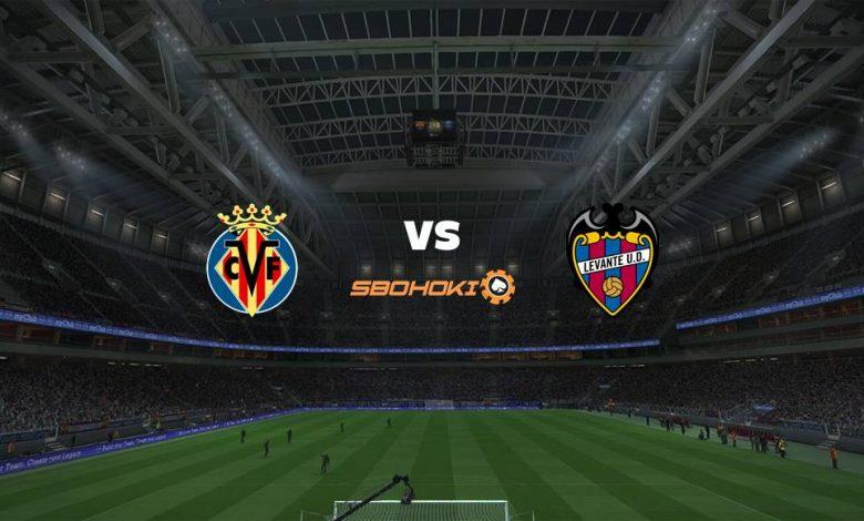 Live Streaming  Villarreal vs Levante 2 Januari 2021 1