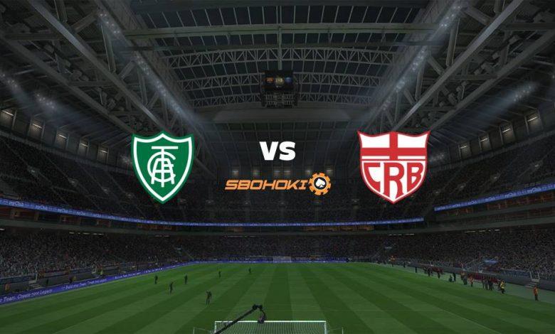 Live Streaming  América-MG vs CRB 26 Desember 2020 1