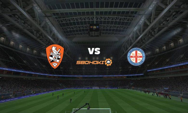 Live Streaming  Brisbane Roar vs Melbourne City FC 29 Desember 2020 1