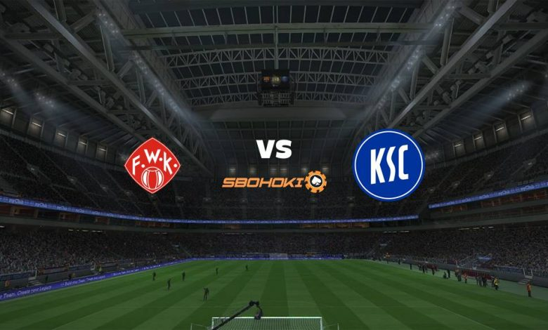 Live Streaming  Würzburger Kickers vs Karlsruher SC 2 Januari 2021 1